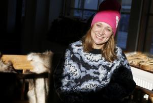 Hanna Candell, vd för Helsingborg city.