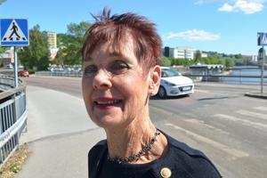 Malou Sandström, 75, pensionär, Sundsvall