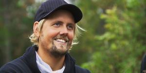 Den tidigare Fagerstabon Tobias Johansson blev trea i årets upplaga av tv-serien Farmen.       Foto: TV4