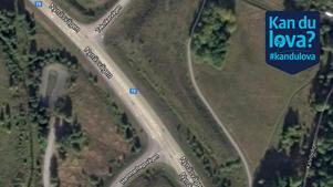 Partierna kan inte lova en planfri korsning där Hammarhagsvägen och Teknikervägen ansluter till Väg 73. Foto: Google Maps
