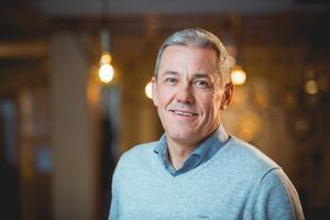 Produktionschefen Christer Johansson går in som vd för VB Energi fram till 29 februari nästa år. Foto: VB Energi