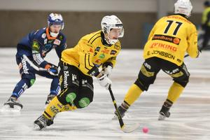 Martin Söderberg börjar hitta formen lagom till slutspelet.