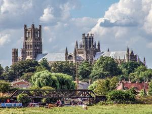 Andrew Eldritch föddes i den vackla uråldriga katedralstaden Ely norr om Cambridge. Foto: Tilman