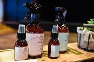 Produkten som Addfresh UF tagit fram. Etiketten kommer från Stuart Print som har en verksamhet i Mora.