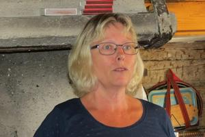 Maria Landin. Foto: Max Möllerfält