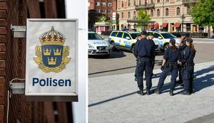 KD lovar fler poliser men saknar reformförslag från Socialdemokraterna. Bild: Christian Larsen / Robin Brinck