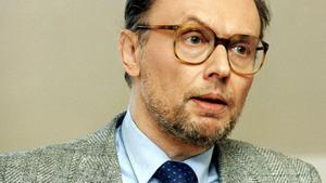 Per Ahlmark. Foto: Jan Collsiöö