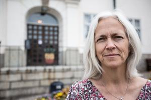 Falu kommuns kommundirektör, Pernilla Wigren, önskar att det kunde sjösättas en kultur där det är högt i tak.