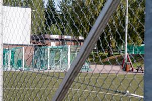 Västanfors IF FK utsattes för inbrott när någon bröt sig in i deras kiosk. Klubbens seniorlag har Fagerliden som sin hemmaarena sedan säsongen 2000.