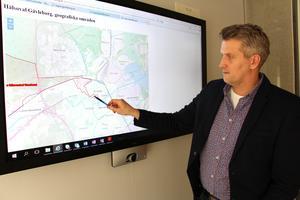 Vårdkartan i Gävle har ritats om. Drygt 1800 invånare har fått byta hälsocentral, enligt Johan Hagsjö, chef för Hälsovalskontoret.