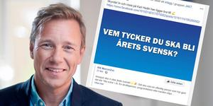 Christer Modig, radiochef på Nent Group. Foto: Nicklas Gustafsson / ARCTISTIC