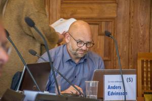 Anders Edvinsson (S) uppgav att sossarnas vallöfte om ett kulturhus står fast, om än i en ny form.