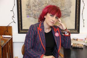 Sandvikenförfattarinnan Anna Jörgensdotter prisas igen.