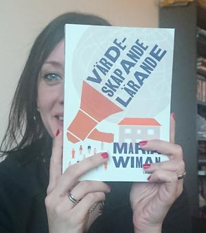 I april gav Maria Wiman ut boken