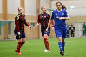Selånger FK gick vinnande ur striden mot Heffnersklubbans BK i Nordichallen.