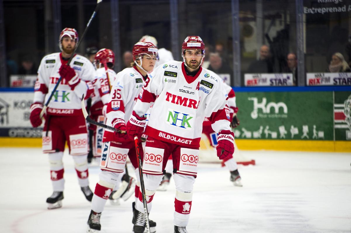 Sömnpiller, övertidsavgörande och oväntade målskyttar när Timrå besegrade Västervik: