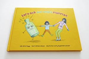 Trygga Barnens bok är utgångspunkt för gruppsamtal med barn i grundskolan.