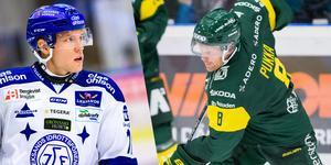 Tor Immo och Mikko Pukka. Foto: Bildbyrån/Johan Löf.