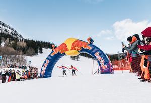Bröderna Olsson vann under förra årets Red bull homerun. Foto: Emrik Jansson/Red Bull Content Pool