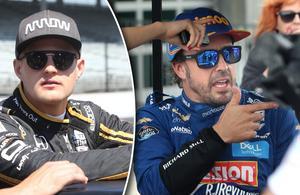 Marcus Ericsson var både överraskad och inte särskilt förvånad över att Fernando Alonso var en av tre förare i kvalet till Indy 500 som inte lyckades ta en startplats i racet.