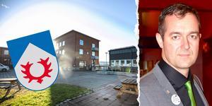 Åre kommun driver ett tvistemål mot Can Savrans företag som handlar om kommunhuset i Järpen. Foto: Jeanette Fundin / pressbild