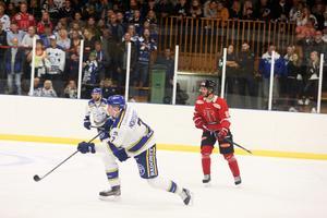 Det kom 1287 åskådare till ABB Arena för att se Leksand möta Örebro i en träningsmatch.
