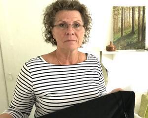 Åsa E Melander i Sundsvall kräver stopp i utförsäkringen av sjukskrivna.
