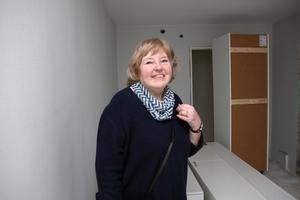 – På ett trygghetsboende kan jag fortsätta att ha ett socialt liv, säger Anita Perstad som snart flyttar in i nyrenoverad lägenhet.