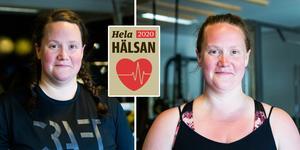Stina Nordin ser för sista gången tillbaka och kommenterar hälsoresan hon gjort i Helahälsan.