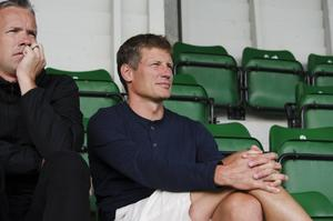 Michael Brundin hoppas att IFK:s negativa trend kan vända – trots degraderingen. Arkivbild: Konrad Olsson.