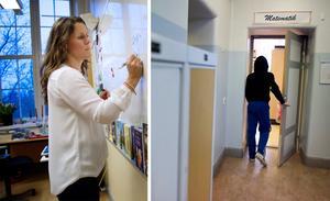 Majoriteten i Sundsvalls kommun – S, V och C – skriver att man bland annat har satsat på utbildningsinsatser inom NPF för att ge alla barn möjlighet att lyckas i skolan. Bild: Jessica Gow/TT