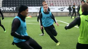 David Seger är klar för ÖSK. Spelaren har gått hela vägen från division 4 till den allsvenska klubben.