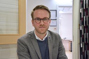 Andreas Carlson (KD), från Mullsjö, blir vice ordförande i justitieutskottet