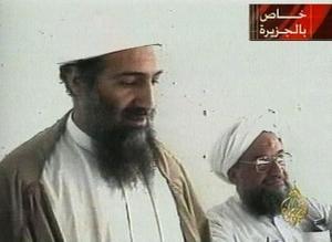 Osama bin Laden grundade Al Qaida och låg bakom terrorattackerna i USA 11 september 2011.