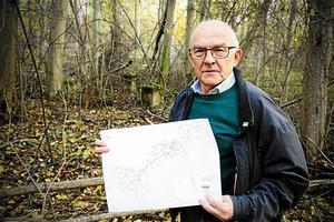 Allehanda.se besökte området i höstas tillsammans med projektledaren Staffan Östman.