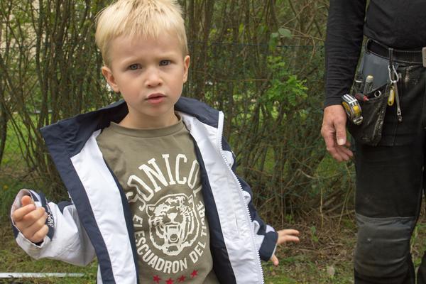 """""""Tage kunde ha dött"""", säger hans mamma Sandra Grönberg."""