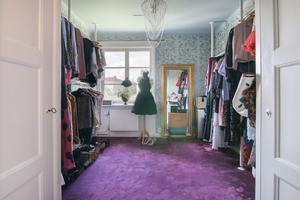 Dressingroom. Foto: Simon Issa