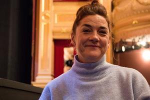 Anna Lyons är frilansskådespelare och syntes tidigare i höstas i Örebro länsteaters uppsättning