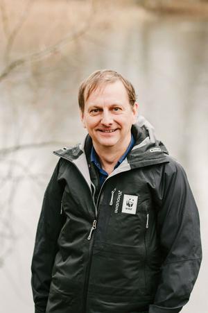 Tom Arnbom är WWF:s expert på Arktis och hav. Foto: WWF