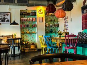 """Nya Jonssons café och konditori är, enligt juryn, """"en bra ambassadör"""" för området. Foto: Privat"""