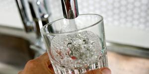 Kommunerna kan söka pengar från HaV för att trygga tillgången till dricksvatten. Foto: Christine Olsson