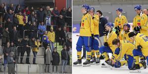 Inget svenskt guld – och inte heller någon publiksuccé i Vänersborg. Bild: Rikard Bäckman / Adam Ihse (TT)