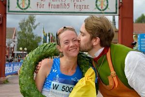 Sofia Byhlinder har tilldelats Lädeordens stipendium.