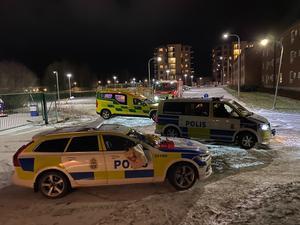 I januari i år hittades en sprängladdning i norra Örebro. Ett stort område spärrades av och många boende evakuerades.