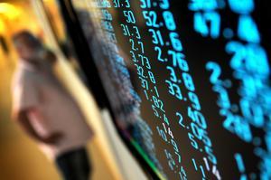 Det är oroligt på världens börser. Bild: TT