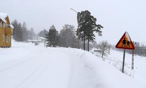 Inom kort kan varningsskylten för barn vid friskolan Kordelia i Erikslund vara kompletterad med en 30-skylt.