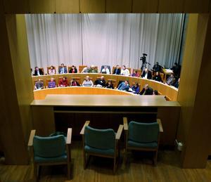 Vem vill bli politiker? Bilswn feån kommunfullmäktige