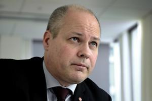 Justitie- och migrationsminister Morgan Johansson.