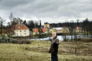 Stigbjörn Bergensten är inte i Brevens bruk på onsdag eftermiddag utan hos SPF i Lindesberg..