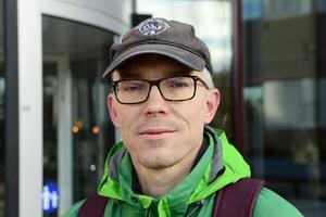 Hans Persson, 51 år, ingenjör, Linköping.